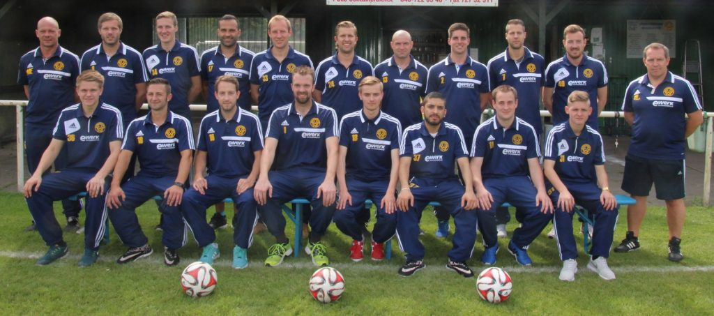 Willinghusen Barsbüttel Fussball Mannschaft