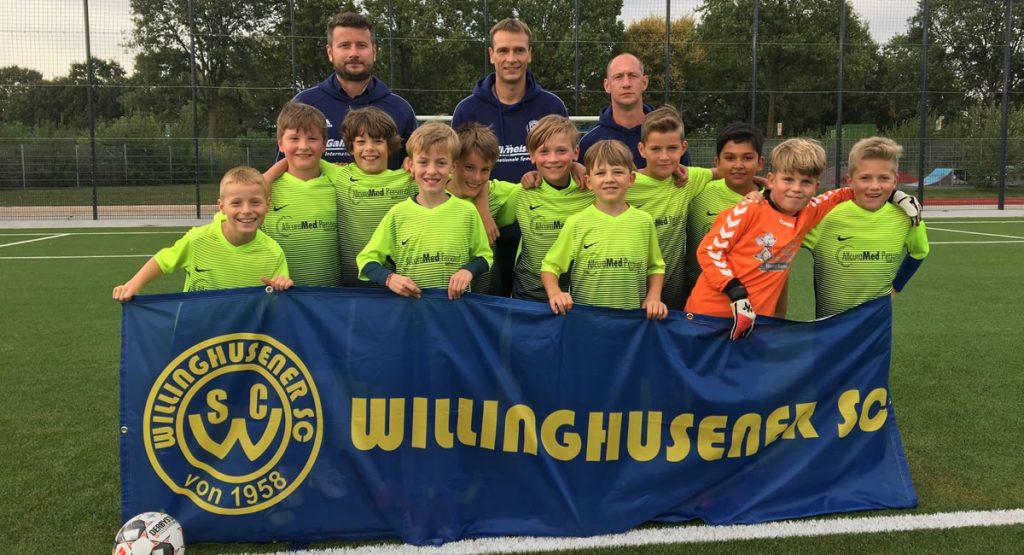 Willinghusener SC E-Jugend