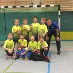 Die 2. E Jugend des WSC gewinnt den Sparkasse Holstein Cup 2019