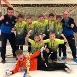 Titelverteidigung geglückt – 1. E Jugend gewinnt in Oststeinbek