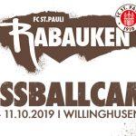 St. Pauli Fussballcamp in Willinghusen