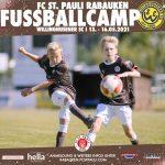 Rabauken Fußballcamp 2021