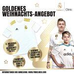 Real Madrid – Weihnachtsaktion für Camp 2021